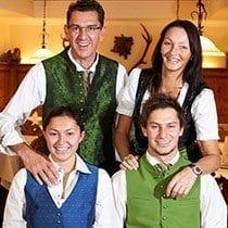 Familie Rötzer - Hotel Wagrainerhof
